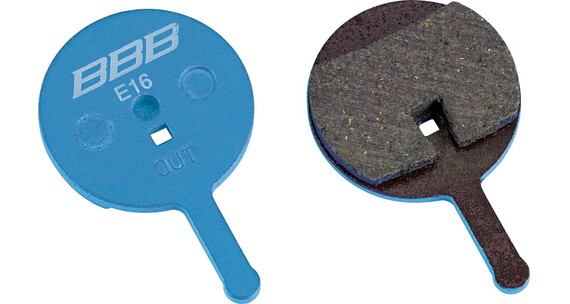 BBB DiscStop BBS-43T Klocek hamulcowy Avid niebieski